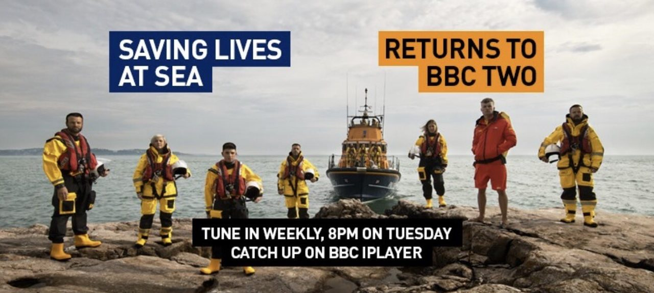 Blyth RNLI to feature on Saving Lives at Sea